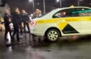 В Гомеле подрались таксист и пешеход